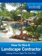 How To Hire A Landscape Contractor